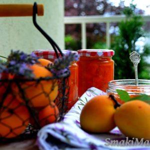 Domowe przetwory: Frużelina morelowa z lawendą i wanilią