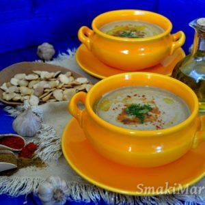 Bissara – marokańska zupa krem z suszonego bobu