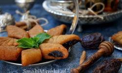 marokańskie ciastka, arabskie ciasteczka, ramadan