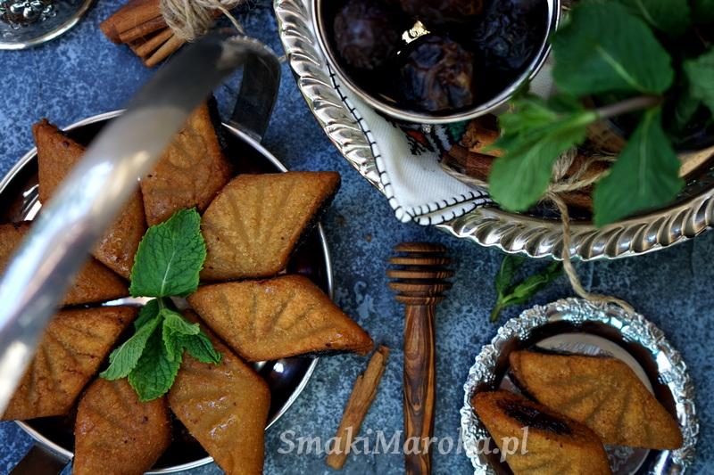 makrout, marokańskie ciasteczka, ramadan przepisy