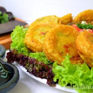 Maakouda, marokańskie placki ziemniaczane (wegańskie)