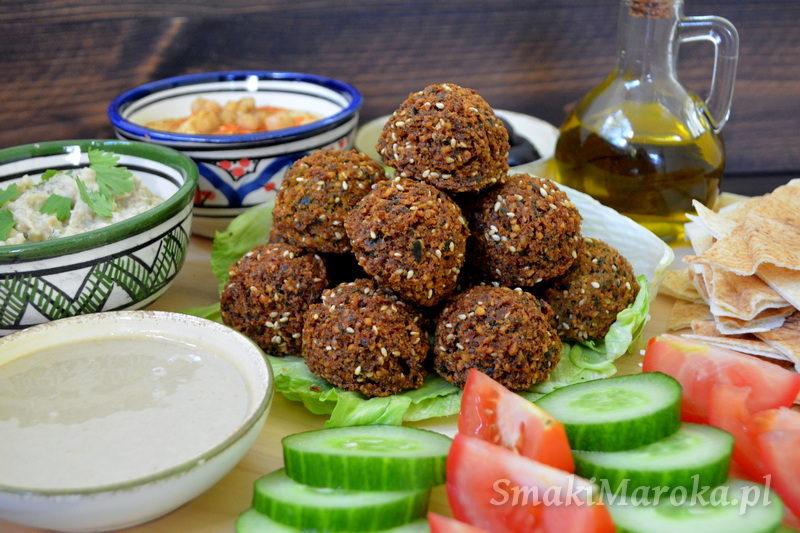 Falafel Arabskie Kotleciki Z Ciecierzycy Smakimaroka Pl