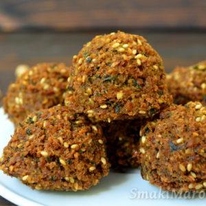 Falafel - arabskie kotleciki z ciecierzycy