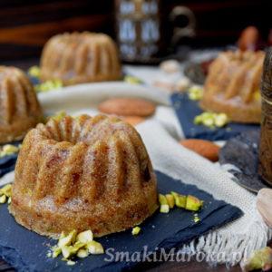 Tamina - algierski deser z prażonej semoliny