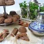 Rfiss tounsi - ciasteczka z daktylami bez pieczenia