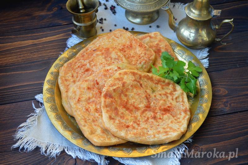 msemen, kuchnia marokańska, kuchnia arabska