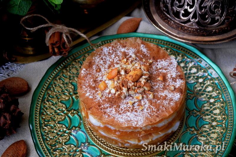 jouhara, kuchnia marokańska przepis, blog, maroko