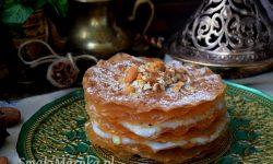 jawhara, kuchnia marokańska, blog, przepis