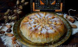 pastilla, bastela, kuchnia marokańska, blog, przepisy