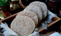 batbout, chleb marokański, kuchnia marokańska