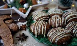 pierniczki od razu miękkie, szybkie pierniczki, miękkie pierniczki, łatwy przepis na pierniczki, ciasteczka na Boże Narodzenie