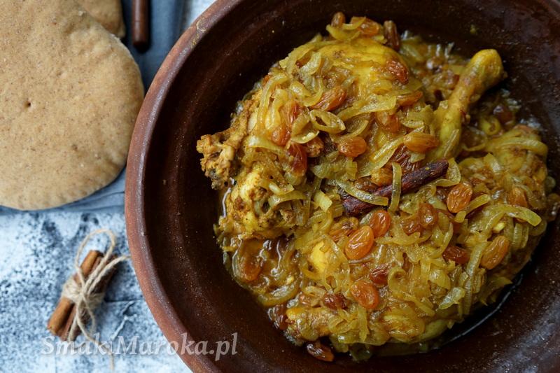 tagine z kurczakiem, moroccan tagine, tajine marocaine, ciusine marocaine, kuchnia marokańska blog, przepisy