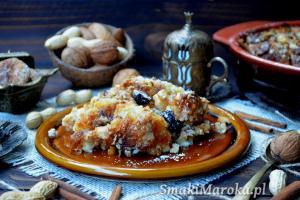 Oum Ali - egipski deser na ciepło