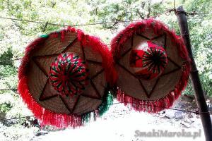 Klasyczne kapelusze z Tetouan