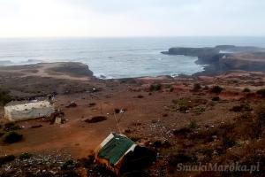Rabat, brzeg Oceanu Atlantyckiego
