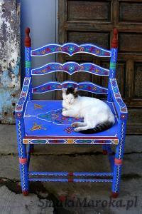 Leniwy kot, Oulja, Rabat