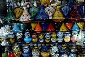 Tajine, styl z Marrakeszu