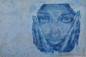 Graffiti, Oudaya, Rabat