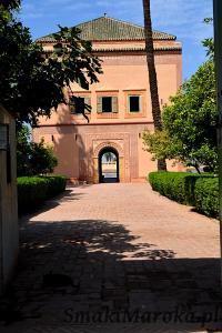 Marrakesz, Menara