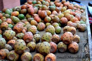 Kaktusy (owoce opuncji figowej)