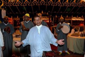 Pokazy regionalne, Chez Ali, Marrakesz