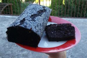 Ciasto z cukinią w wykonaniu Leokadii