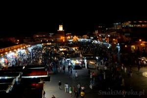 Plac Jemaa el-Fna, Marrakesz