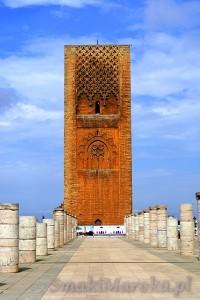 Wieża Hassan, Rabat